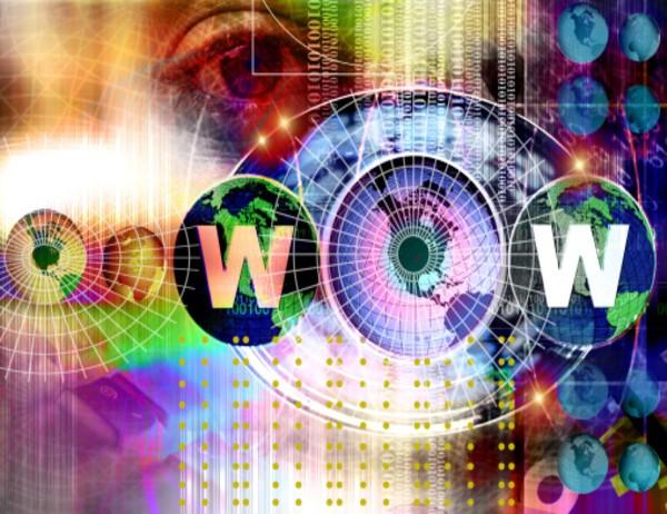 Páginas web supera ya los mil millones